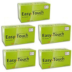 "EasyTouch Pen Needle - 29G 1/2"" - BX 100 - Case of 5 - Total Diabetes Supply"