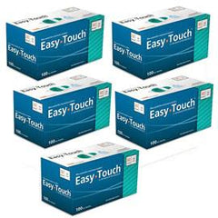 "EasyTouch Pen Needle - 32G 3/16"" - BX 100 - Case of 5 - Total Diabetes Supply"