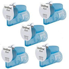 Owen Mumford Unifine Pentip Plus Ultra Short - 6mm x 31G - Case of 5 - Total Diabetes Supply