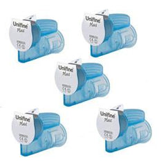 Owen Mumford Unifine Pentip Plus Short - 8mm x 31G - Case of 5 - Total Diabetes Supply