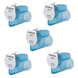 Owen Mumford Unifine Pentip Plus Original - 12mm x 29G - Case of 5 - Total Diabetes Supply