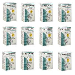 Accu-Chek Compact Plus Test Strips 51/bx - Case of 12 - Total Diabetes Supply
