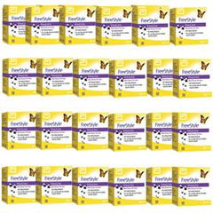 Freestyle Insulinx Glucose Test Strips - 50 ct. - Case of 24 - Total Diabetes Supply