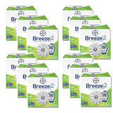 Bayer Breeze 2 Test Strips 50/bx Case of 12