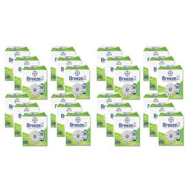 Bayer Breeze 2 Test Strips 50/bx Case of 24