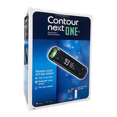 Bayer Contour Next ONE Glucose Meter Kit