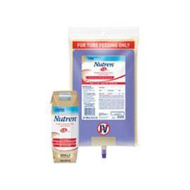 Nestle Healthcare Nutrition Nutren 1.5 Complete High-Calorie Liquid Nutrition UltraPak System 1000mL Bag - Total Diabetes Supply