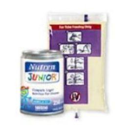 Nestle Healthcare Nutrition Nutren Junior Complete Unflavored Liquid Nutrition UltraPak System 1000mL - Total Diabetes Supply