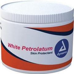Dynarex White Petrolatum, 15 oz Jar - Total Diabetes Supply