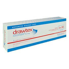 "Drawtex Hydroconductive Wound Dressing 3"" x 39 (5 pcs. per box) - Total Diabetes Supply"