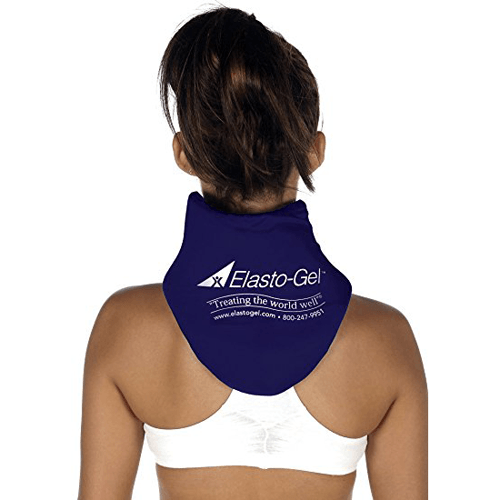 Southwest Technologies Elasto-Gel Microwavable Cervical Collar with Velcro, Re-Usable, Not Leak if Punctured - Each
