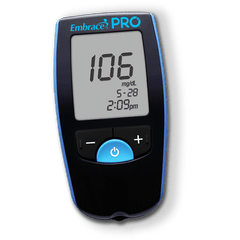 EmbracePRO Blood Glucose Meter Kit