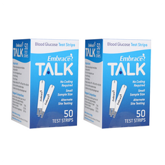 Embrace TALK Test Strips - 100ct.
