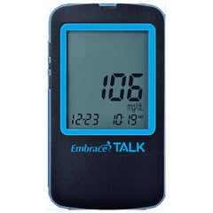 Embrace TALK Blood Glucose Monitoring System