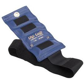 Fabrication Enterprises Original Cuff 1lb Ankle and Wrist Blue, Closure Strap - Each