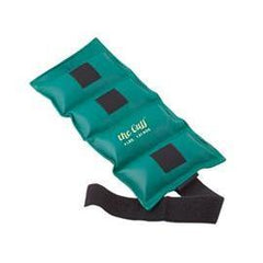 Fabrication Enterprises Original Cuff Ankle and Wrist Turquoise, Closure Strap - One Each - Total Diabetes Supply