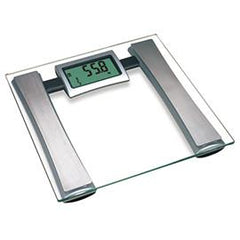 "Fabrication Enterprises Baseline Body Fat Scale 12-1/2"" L x 12-1/4"" W x 2"" H - Each - Total Diabetes Supply"