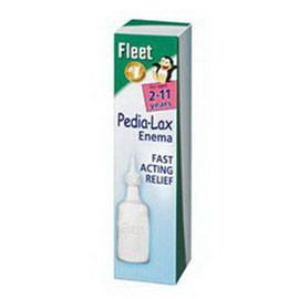 Cb Fleet Company Inc Fleet Pediatric Enema 2-1/4Oz, Latex-free - Each - Total Diabetes Supply