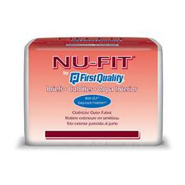 "NU-Fit Protective Underwear, Pull-Up Style, Medium (34"" to 44"") - One pkg of 50 each - Total Diabetes Supply"