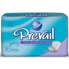 "Prevail Pant Liner Overnight Super (28"" x 15"") - One pkg of 16 each - Total Diabetes Supply"