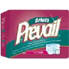 "Prevail PM Premium Adult Brief, Large (45"" to 58"") - One pkg of 16 each - Total Diabetes Supply"
