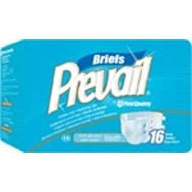 "Prevail PM Youth Brief, Latex Free, Medium (15"" to 22"") - One pkg of 16 each - Total Diabetes Supply"