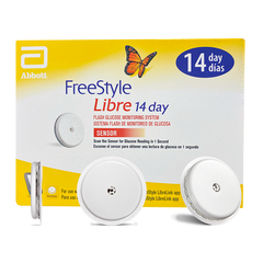 FreeStyle Libre 14 Day Sensor