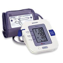 Omron Automatic Digital Blood Pressure Unit w/ Fuzzy Logic and AC - HEM711AC - Total Diabetes Supply