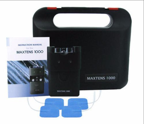 Maxtens 1000 Analog Tens Unit , Dual Channel, 3 Modes