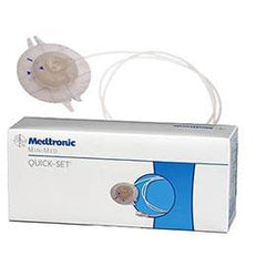 "Minimed Quick Set Infusion Sets - 6mm Cannula and 23"" (60cm) Tubing - 10 Bx - Total Diabetes Supply"