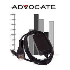Advocate Download Cable w/ USB Adapter - Total Diabetes Supply