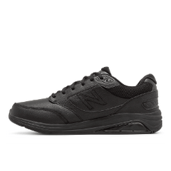 Men's Walking Diabetic Shoes - New Balance 928v3 - Black