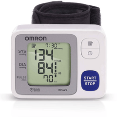 Omron 3 Series Wrist Blood Pressure Monitor - BP629