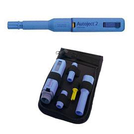 Owen Mumford Autoject II Syringe Injector - Total Diabetes Supply