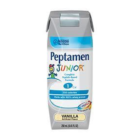 Nestle Peptamen Junior Vanilla 8 Ounce Can - Each
