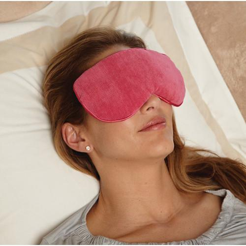 Carex Health Brands Bed Buddy At Home Relaxation Mask, Pink - Each