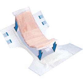 "Tranquility TopLiner Booster Pad 14"" x 4"", 10-8/9 oz, Latex-Free - One pkg of 25 each - Total Diabetes Supply"