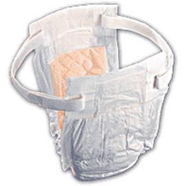 Tranquility Belted Undergarment, Sterile, Latex-Free - One pkg of 30 each - Total Diabetes Supply