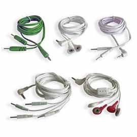 "Lead Wires For Use With Tens, Ems, & If - 48"" - Total Diabetes Supply"
