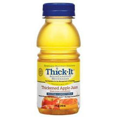 Precision Foods Aquacare H2O Thickened Apple Juice, Nectar, 8oz - Total Diabetes Supply