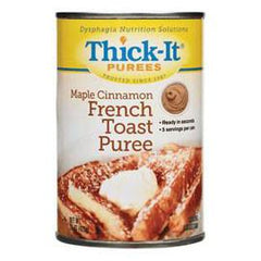 Kent Precision Foods Group Thick-It Maple Cinnamon French Toast Puree 15 oz - Total Diabetes Supply