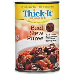 Kent Precision Foods Group Thick-It Beef Stew Puree 15 oz - Total Diabetes Supply