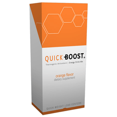 Quick-Boost Orange Weight Loss Formula