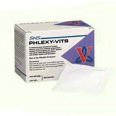 Nutricia North America Phlexy-Vits Concentrated Powder Formula 7g Packet, 0.2 Calories - Box of 30 - Total Diabetes Supply