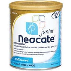 Nutricia North America Neocate Junior Powder Nutrition, Unflavored, 14Oz