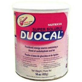 Nutricia North America Super Soluble Duocal 400g, Unflavored - Case of 6