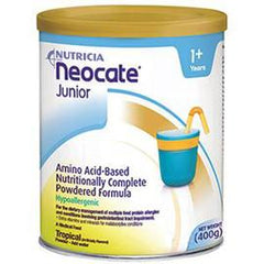 Nutricia North America Neocate Junior Tropical Fruit 14Oz Powder - Total Diabetes Supply