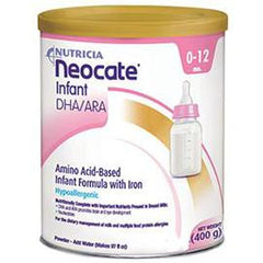 Nutricia North America Neocate Infant W/dha & Ara 14Oz Powder - Total Diabetes Supply