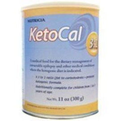 Nutricia North America KetoCal 3:1 Powder Can 11oz - Total Diabetes Supply