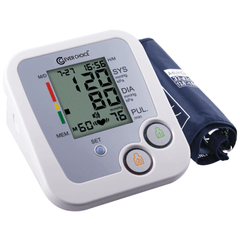 Clever Choice Fully Automatic Talking Blood Pressure Monitor - Arm
